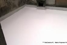 Hydroizolacja dachu, balkonu, tarasu, fundamentów, detali dachowych, łazienek, glazury, terakoty, dachu odwróconego, dachu zielonego, parkingów podziemnych i naziemnych, zbiorników wody pitnej, zbiorników wodnych (oczka wodne), naprawa istniejących i uszkodzonych systemów hydroizolacyjnych, naprawa uszkodzonego dachu (papy).
