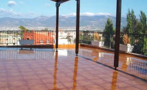 Transparentna hydroizolacja balkonów/ tarasów (na powierzchni płytek)
