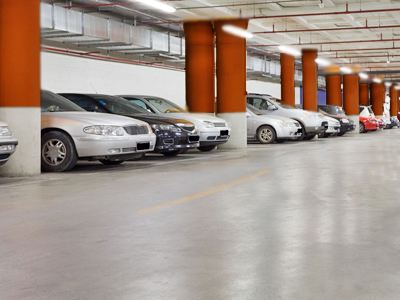 Parkingi podziemne - HYDROIZOLACJA DACHU, BALKONU, TARASU