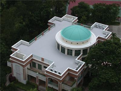 Dachy płaskie - HYDROIZOLACJA DACHU, BALKONU, TARASU